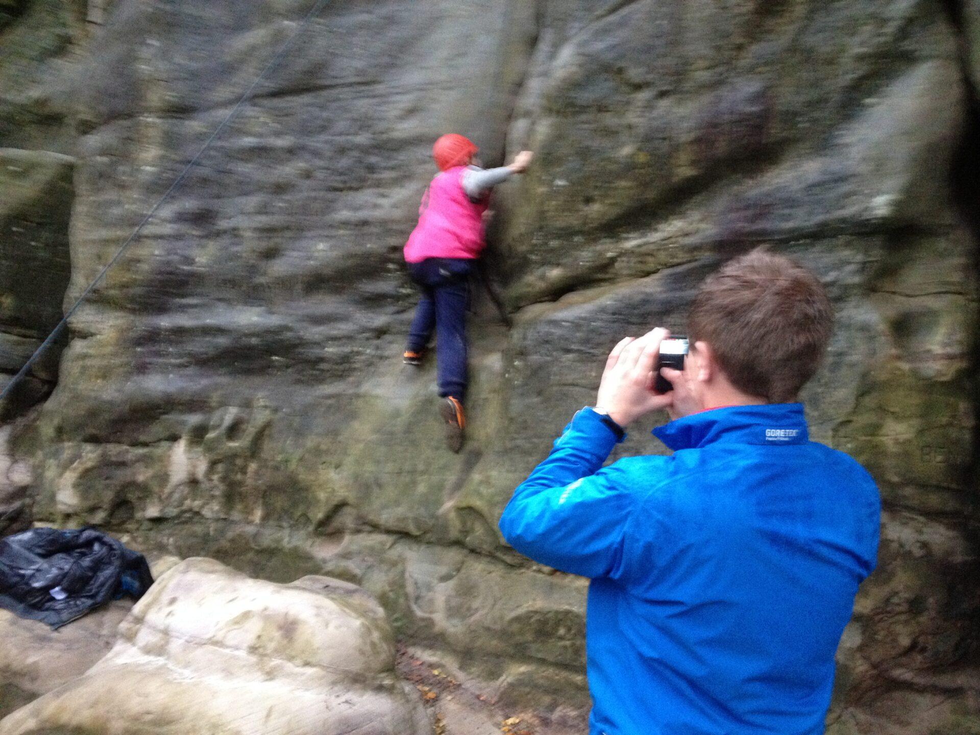 GCSE PE Climbing Assessment